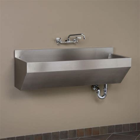 stainless steel wall mount commercial sink best 25 commercial sink ideas on