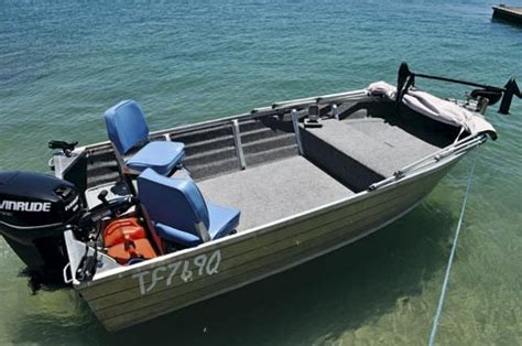fishing boat under 500 how to pimp a tinnie for under 500 trade boats australia