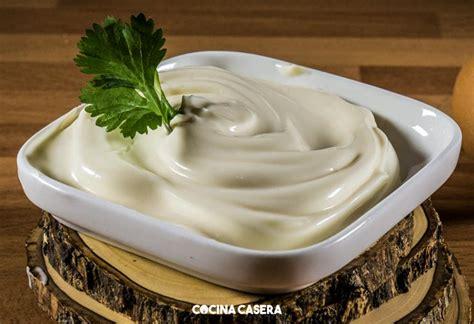cocina vegana casera homemade mayonesa casera receta f 225 cil
