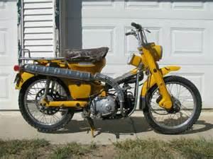 Honda 90 Trail Bike Tires 1964 Honda Trail 90 Ct 200 For Sale On 2040 Motos