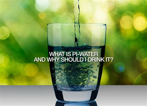 What Is Water Shed by What Is Pi Water And Why Should I Drink It Qbuzz The