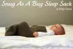 Snug As A Bug Sleep Sack Making This For Autumn But | knitting baby cocoons on pinterest baby cocoon sacks