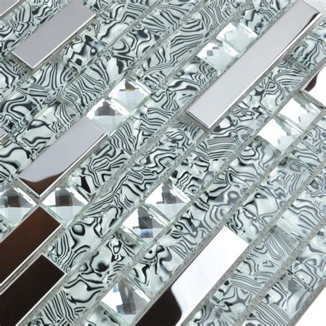 Copper Tiles For Kitchen Backsplash Wholesale 304 Stainless Steel Sheet Metal And Crystal