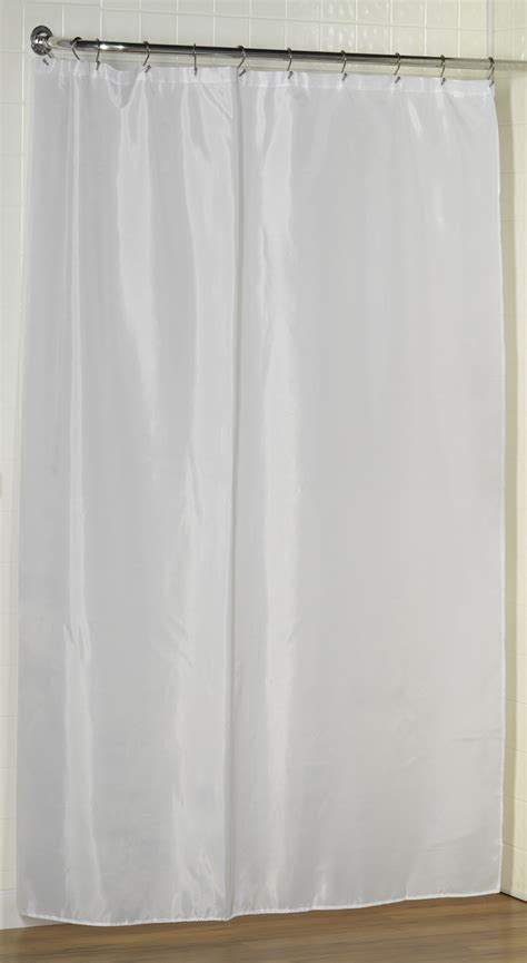 super long curtains extra long fabric shower curtain liner 84 quot long save today