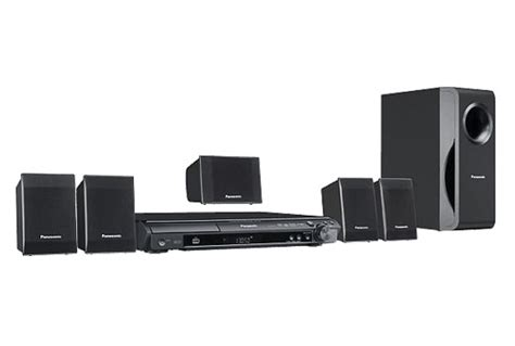 Home Theater Toshiba panasonic sc pt75 region free dvd home theater system
