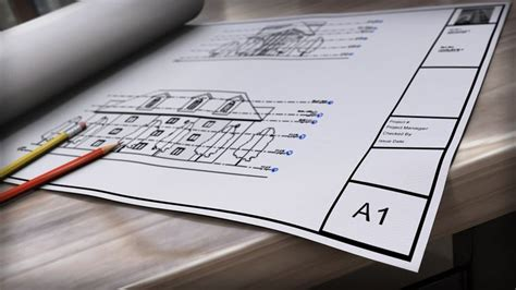Learning Autocad Creating Construction Drawings 27 best images about title blocks on