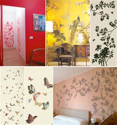 Handmade Wallpaper Designs - misha handmade wallpapers carte da parati in seta