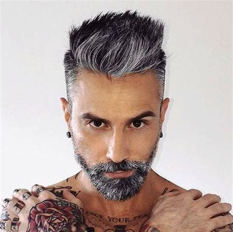 men salt pepper hairstyles 15 flat top haircuts for men