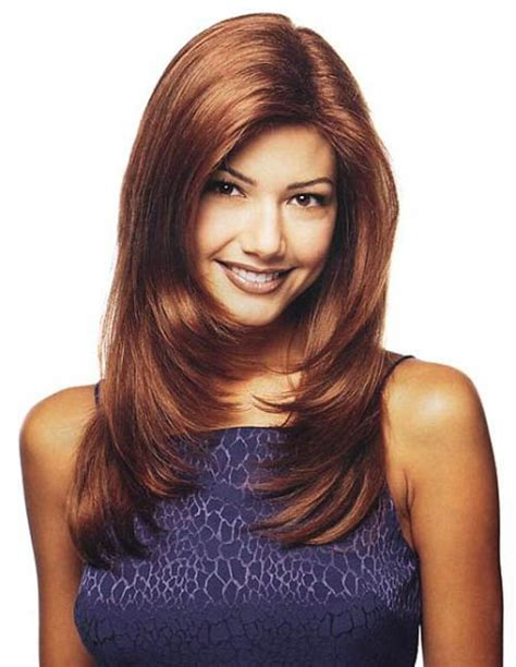 haircuts for straight hair with layers layered haircuts for long hair straight