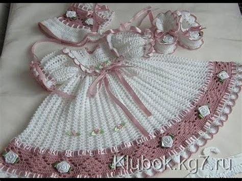 crochet baby dress pattern youtube crochet baby dress lacy crochet baby dress pattern 25