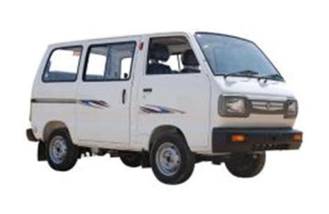 Maruti Omni 8 Seater Interior by Maruti Suzuki To Replace Wagonr Omni Versa