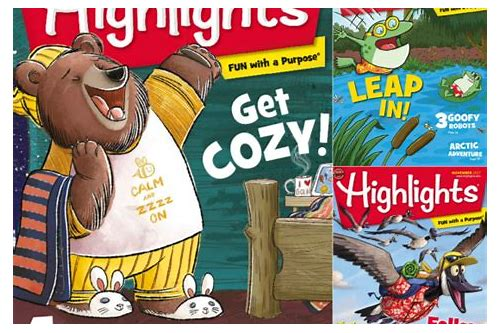 coupons highlights magazine