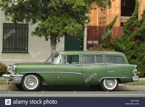 dark green station wagon green station wagon estate california old american car usa