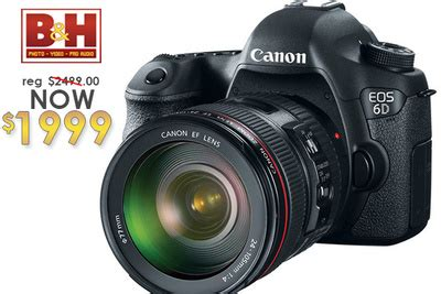 canon 6d mark ii cyber monday deal   fstoppers