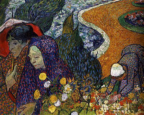 toile de jardin 1888 vincent gogh souvenir du jardin d etten huile sur toile 73 215 92 cm petersbourg