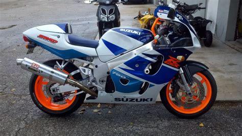 1998 Suzuki Gsxr 750 Srad 1998 Suzuki Gsx R 750 Moto Zombdrive