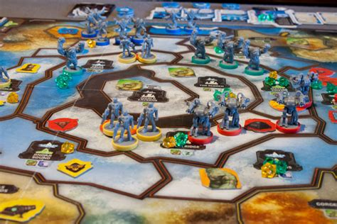 Cry Havoc cry havoc review board quest