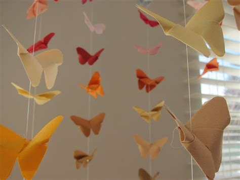 origami butterfly mobile alison gresik author creativity coach the
