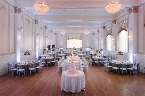 buffalo new york wedding reception venues 3 marquis de lafayette ballrooms the lafayette hotel