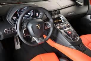 Interior Of Lamborghini Aventador Lamborghini Aventador Interior Black Fpatge Engine