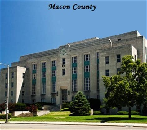 Macon County Circuit Clerk Search Sixth Judicial Circuit Of Illinois