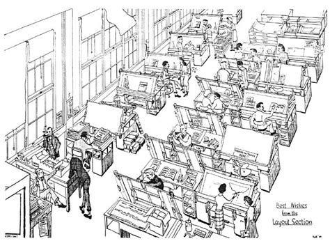 industrial workplace layout design an application of engineering anthropometry humour at work