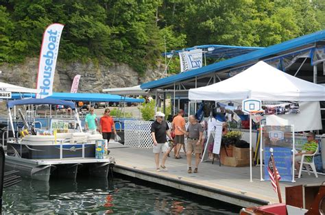 state boat dock jamestown ky lake cumberland state dock boat show official visitor