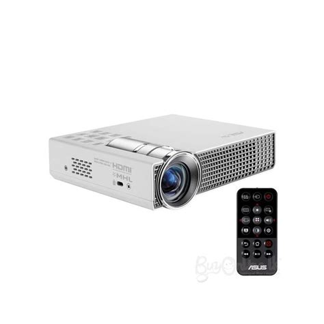 Led Projector Mobil asus p2b battery powered portable led projector
