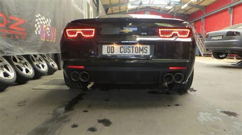 Auto Tuning Teile Hamburg by Chevrolet Camaro Dd Customs Tuning Made In Hamburg