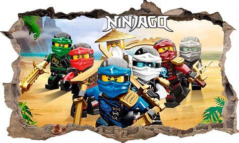 wandtattoo kinderzimmer ninjago wandtattoo ninjago prinsenvanderaa
