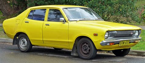 nissan sunny old model datsun sunny 2501034