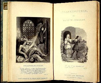 main themes of mary shelley s frankenstein events