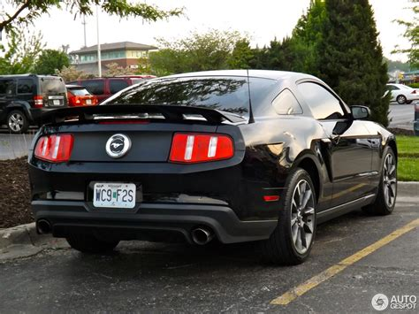 2010 Ford Mustang Gt Specs by Ford Mustang Gt 2010 California Special 19 May 2013