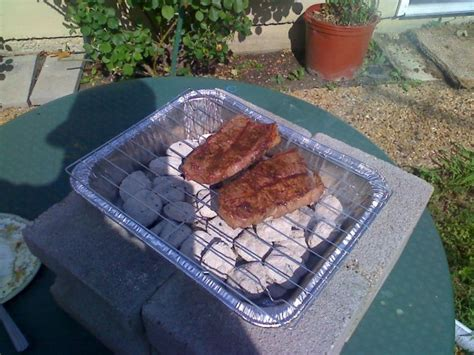 Your Own Portable Barbecue by 47 Genius Cing Hacks Every Cing Fan Should