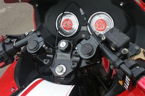 Harga Clear Blinken Terbaru modifikasi dan scorpio merah putih unik