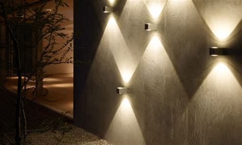 modern outdoor lighting ideas the importance of light and shade when designing your home