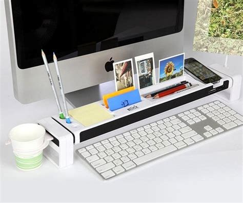 Istick Desk Organiser by 20 Cool Desk Organizers For Your Inspiration
