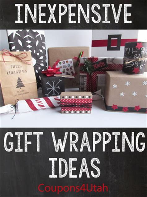 gift wrap promo code inexpensive gift wrapping ideas coupons 4 utah