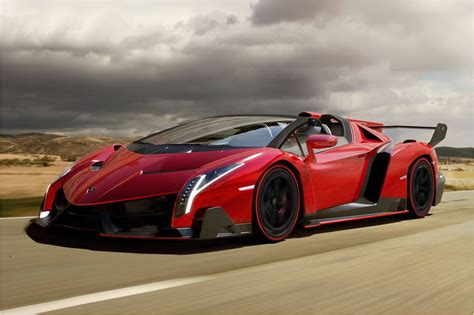 Type Of Lamborghini 2014 Lamborghini Veneno Roadster A Truly One Of A