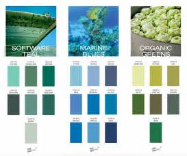 interior paint color trends fashion vignette trends spin expo spring summer  colors