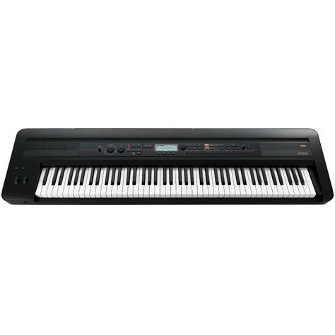 teclado sintetizador workstation  teclas korg kross  bk  en mercado libre