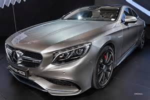 new mercedes cars 2015 new mercedes s63 amg debuts at nyias ebay motors
