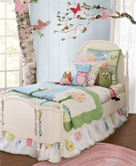 little girl owl bedroom ideas pottery barn kids design bookmark 3252