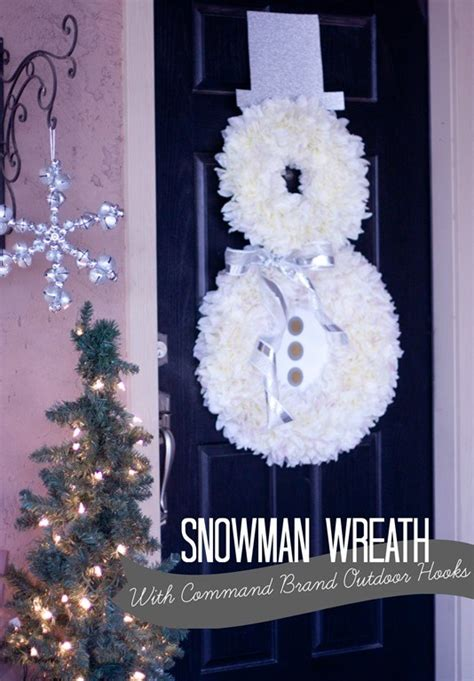 command strips christmas decorating frontdoor garland last minute d 233 cor with command brand outdoor hooks just destiny