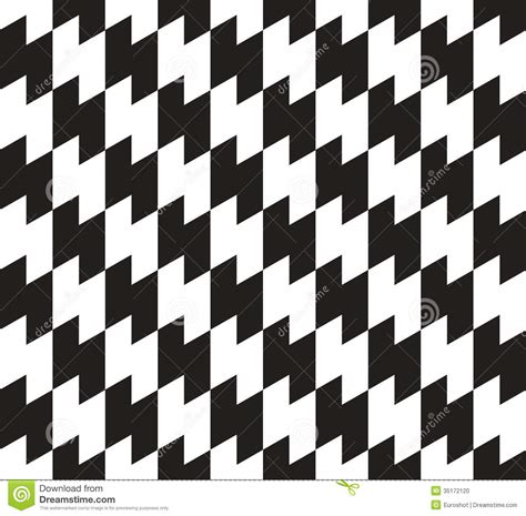 black and white zigzag pattern black and white zig zag vector seamless pattern stock