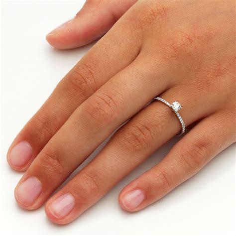 Verlobungsring Mit Diamant by Diamantring Grace Verlobungsringe De Onlineshop