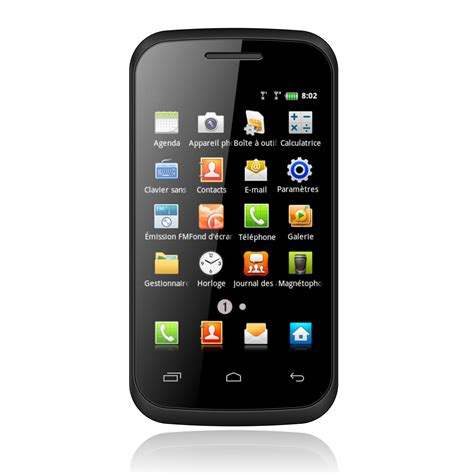 android smart phone polaroid prog40c android smartphone