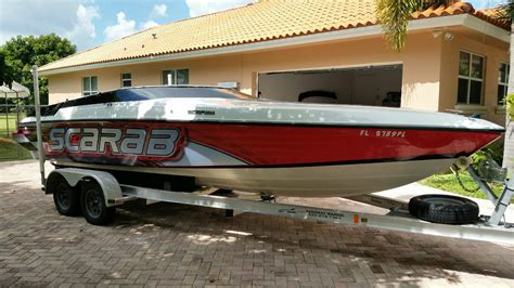 scarab boats for sale usa wellcraft scarab boat for sale from usa
