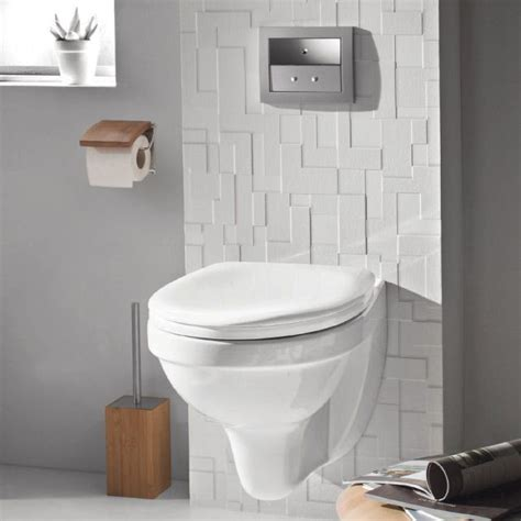 Decoration De Wc by Deco Wc Blanc Moderne Oui 224 La D 233 Co Harpic C 244 T 233 Maison