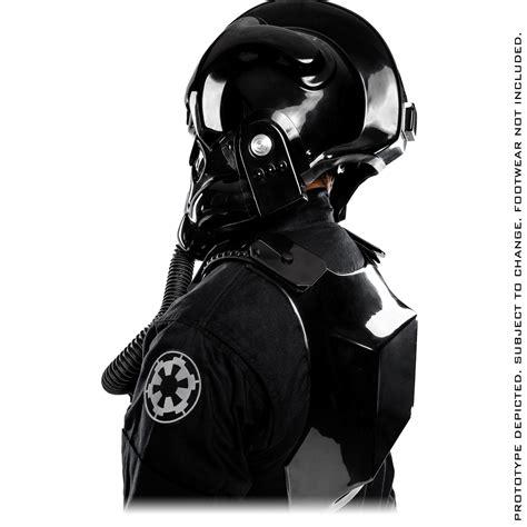 Black Metals Pop Pilot wars tie fighter pilot ensemble